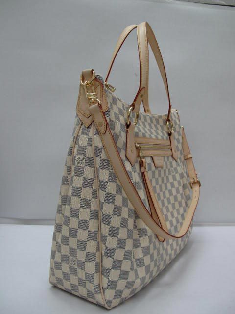 DAMIER AZUR CANVAS