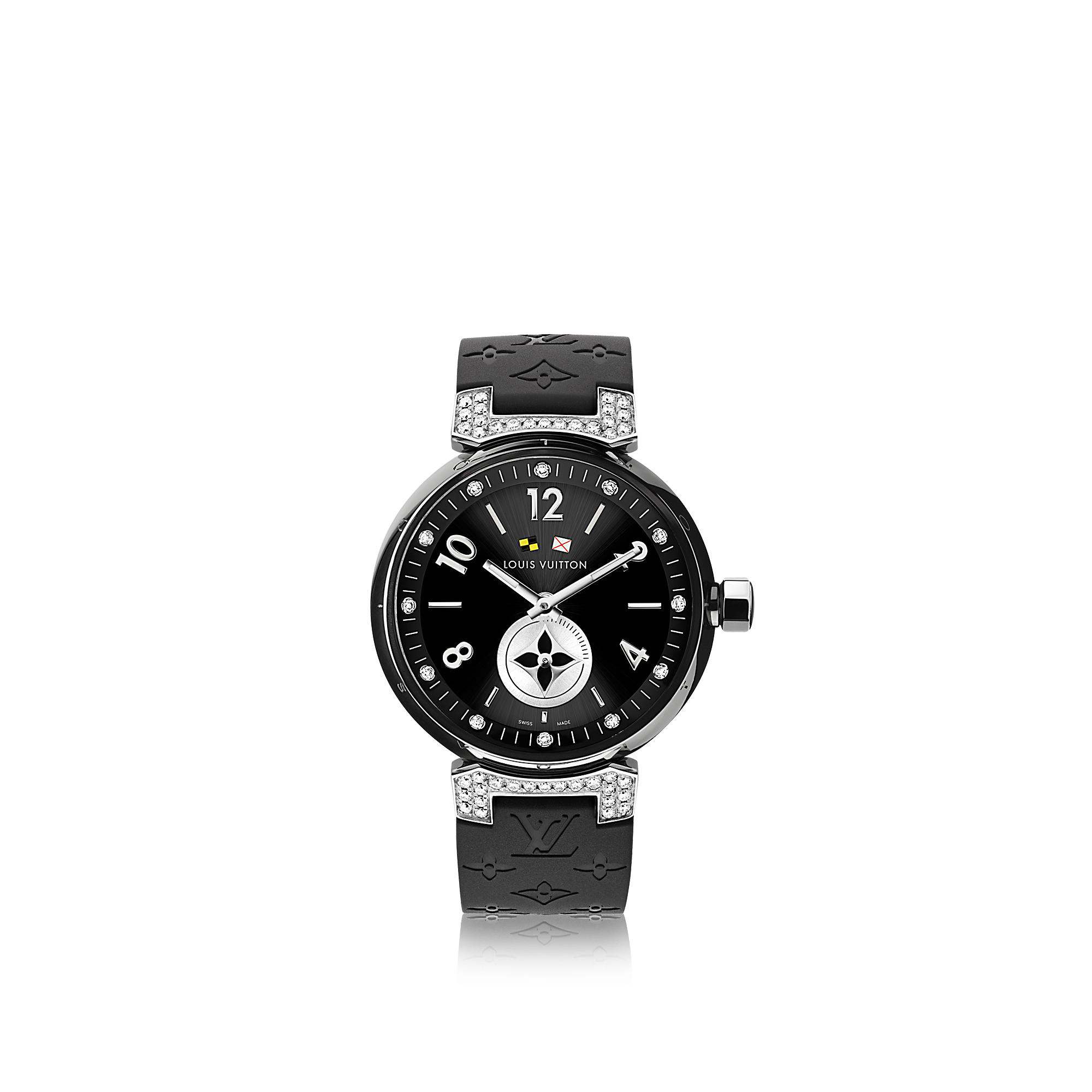Tambour Lovely Cup Black Ceramic мм Q13MG0