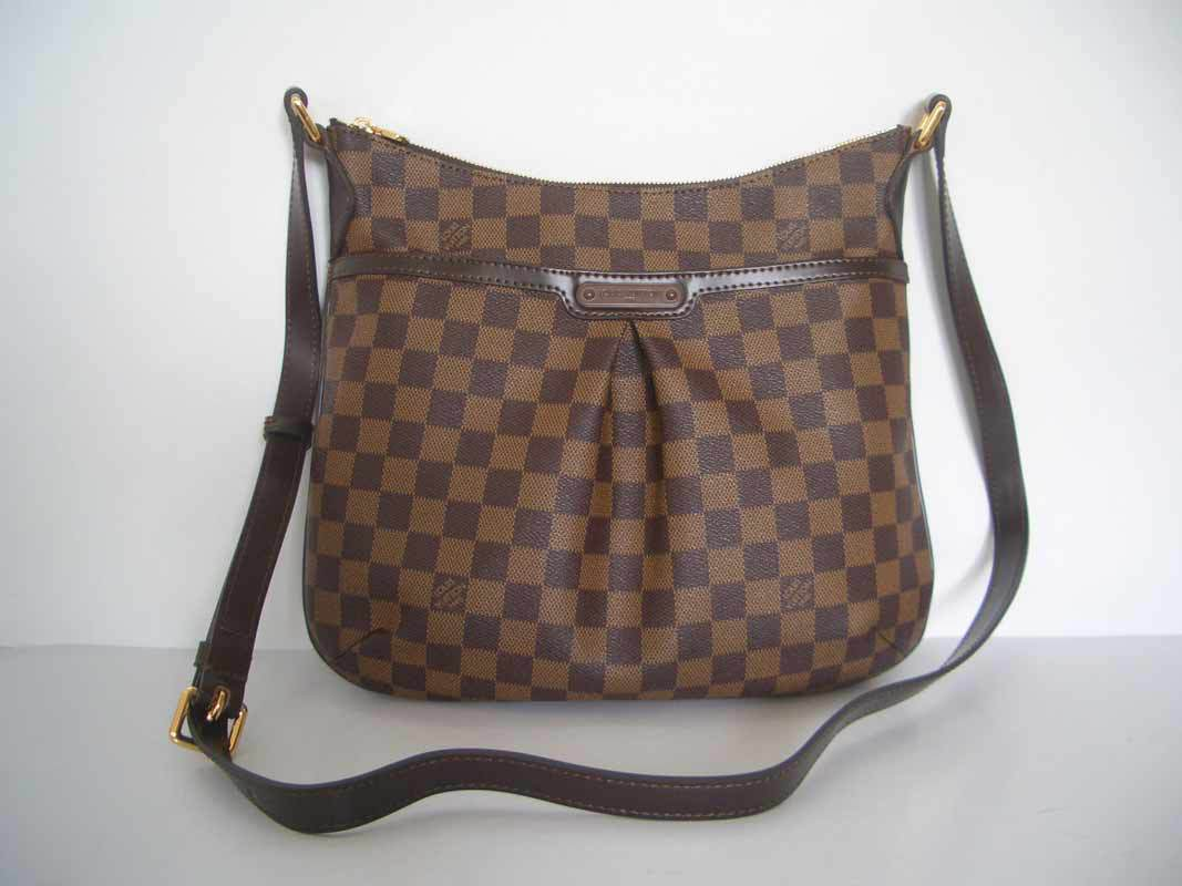 LV Damier Eben Canvas Bloomsbury PM  N42251
