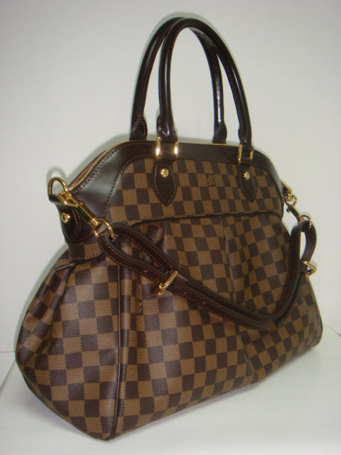 LV Damier Eben Canvas Trevi GM  N51998