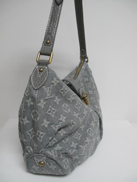 LV Monogram Idyle Slightly Denim Grey  M95834